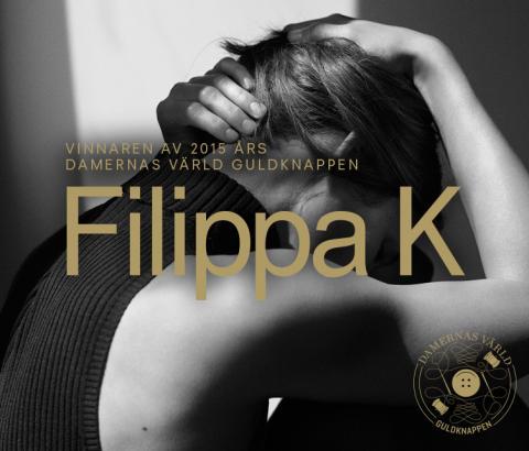 Årets Guldknappenvinnare Filippa K i samtliga MQ-butiker