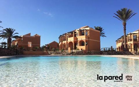 Uusi Apollo Sports -hotelli Fuerteventuralle: La Pared – Powered by Playitas