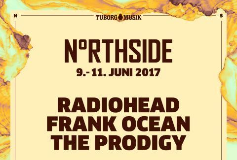 NorthSide-plakaten er på vej i trykken