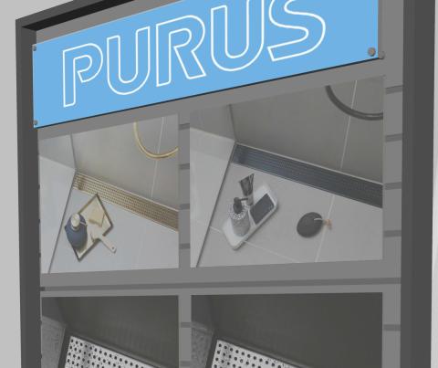 Purus med helt nytt konsept på VB Dagene 2018.
