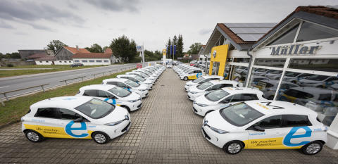Bayernwerk setzt auf E-Mobilität