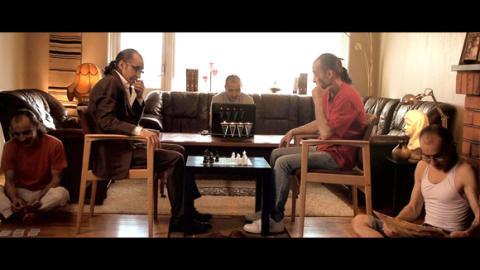 The Wait av dokumentärfilmaren Maher Abdel Aziz