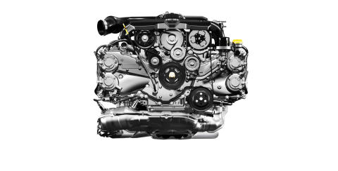 Ny generation Boxermotorer från Subaru
