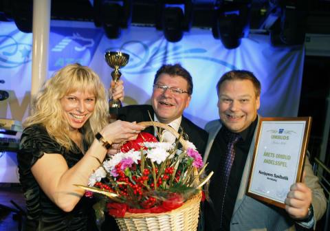 ATG-ombud i Norrköping prisad på gala