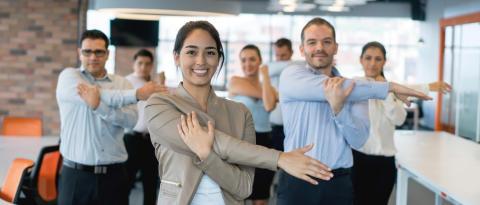 Blogikirjoitus Brotherilta: Terveyshyödyt - miksi tulevaisuuden työpaikoilla tulee keskittyä hyvinvointiin