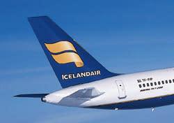 Icelandair till Newark, New Jersey