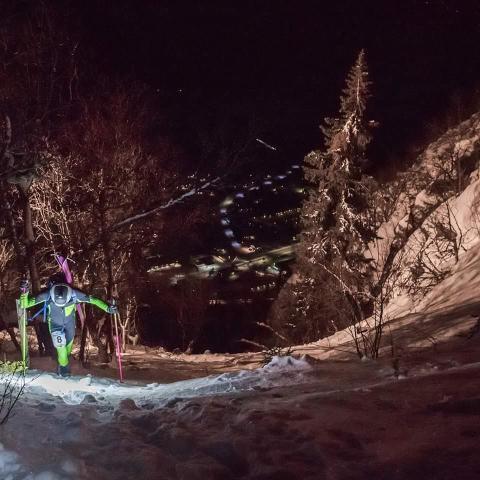 Deltagarrekord på Funäsdalen Rando Race
