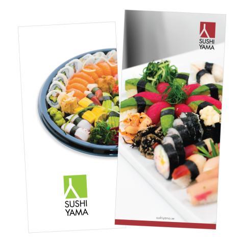 Sushi Yama öppnar två restauranger med nytt inredningskoncept på Nordstan