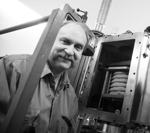 Christer Eggertson tilldelas Rune Lagneborgpriset för år 2015