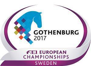 FEI Europamästerskapen i Ridsport den 21-27 augusti 2017 i Göteborg