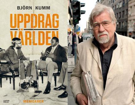 Ny bok: Memoarer av journalisten som intervjuade Idi Amin och avslöjade SÄPO:s åsiktsregistering och Bofors smuggelaffärer.