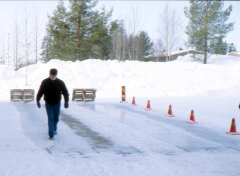Ny forskning kan minimera fallolyckor vintertid
