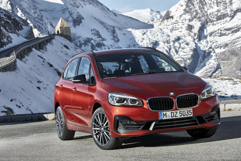 Nya BMW 2-serien Active Tourer