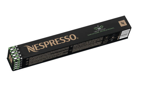 Nespresso Limited Edition Variations Apfelstrudel