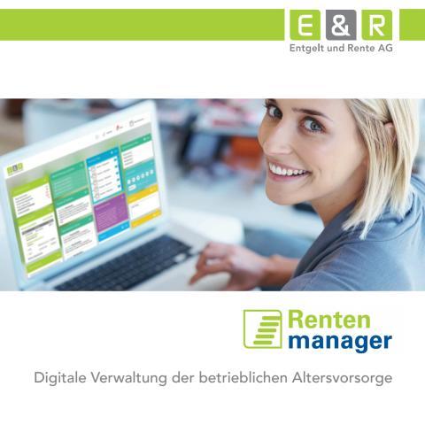 Rentenmanager - Digitale Verwaltung der betrieblichen Altersvorsorge