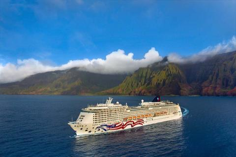 Norwegian Cruise Line introduces Hawai'i Free At Sea Offer