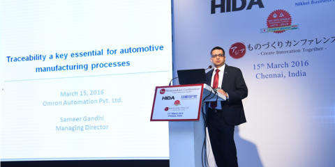 Innovation required to accelerate the development of the manufacturing industries in India and the role that Japanese companies can play -Asia Monozukuri Conference 2016 A lecture delivered in India-