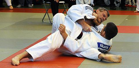 Veteran-EM i judo 2016