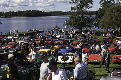 Sportvagnsträffen – sportvagnsfest för hela familjen