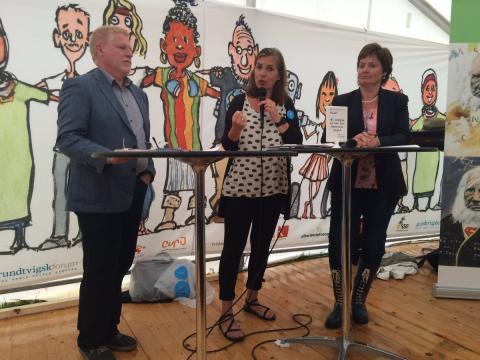 Folkemøde: Om trivsel, forældreroller - og forpligtelser