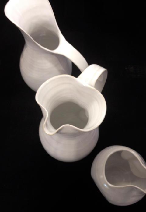 Keramik - utställningsobjekt KOiJ på Tändsticksmuseet