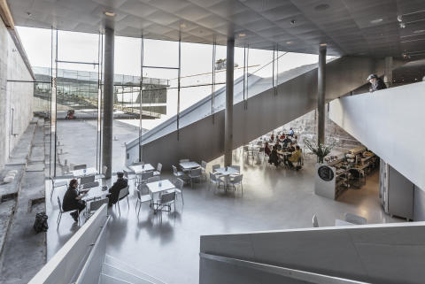 M/S Museet for Søfart café
