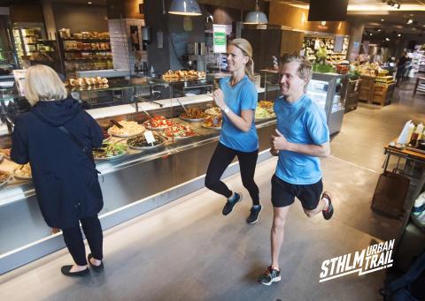 STHLM Urban Trail – premiär för springande sightseeing