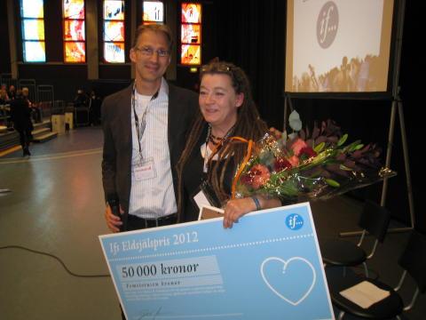 Ifs Eldsjälspris 2012