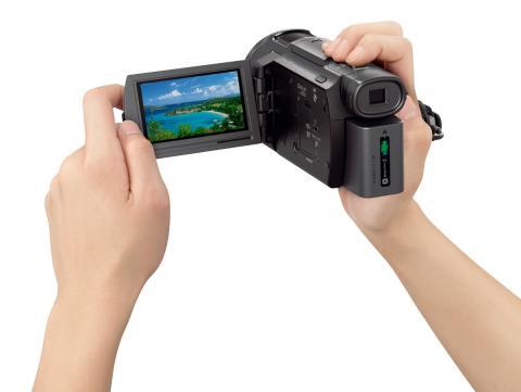 Sony ekspanderer sin portefølje med nytt 4K Handycam