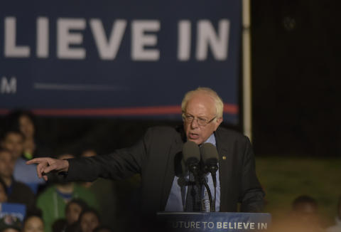 EXPERT COMMENT: Bernie endorses Hillary: what the Sanders campaign really achieved
