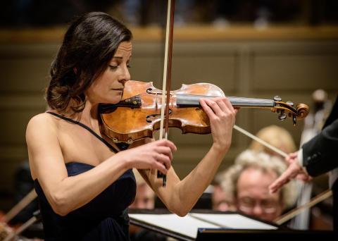 Amanda Maier-Röntgens Violinkonsert på KonserthusetPlay!