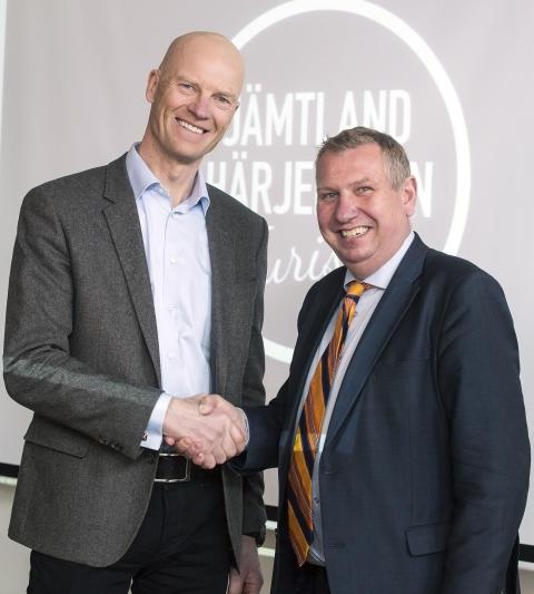 Magnus Nilsson ny ordförande för Jämtland Härjedalen Turism
