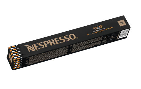Nespresso Limited Edition Variations Sachertorte