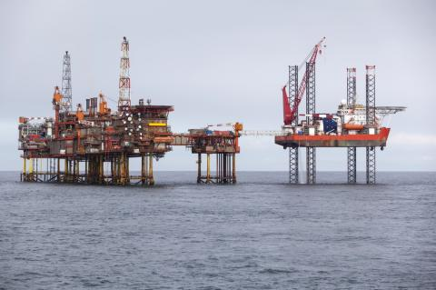 Deputy First Minister says action needed to help oil and gas industry