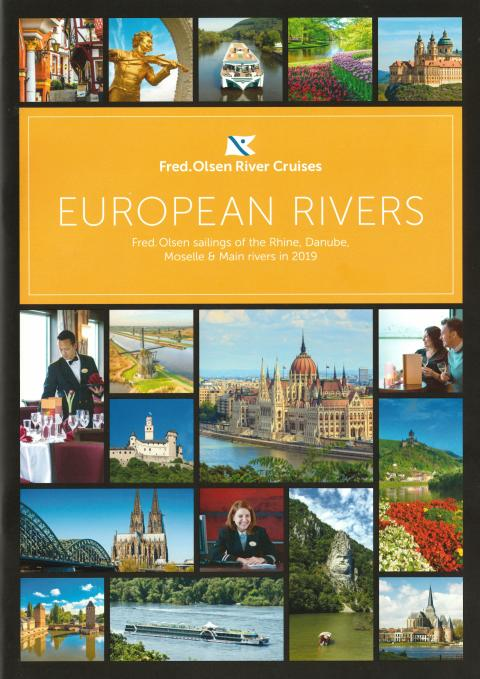 Fred. Olsen offers tempting incentives on 2019 'Brabant' European river cruises