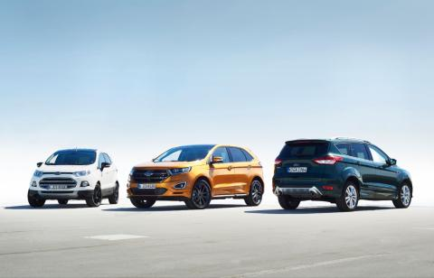 Ford SUV:ar