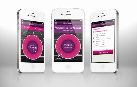 App slår SMS som betalningsmedel