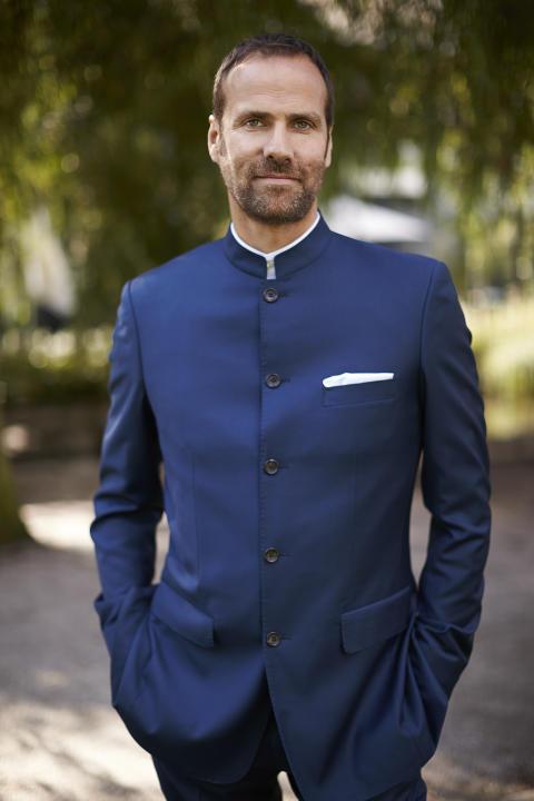 Magnussons kommunikationschef Peter Lilliehöök bistår i Sverige-Indien relationer.