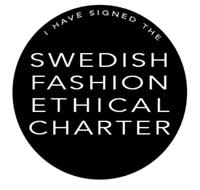 "Åhléns signerar policyn ""Swedish Fashion Ethical Charter"""