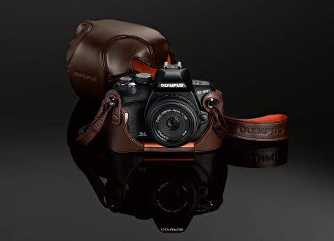 E-420 Komachi Kit, Limited Edition – Skönhet och elegans med förmågor som bara de största har