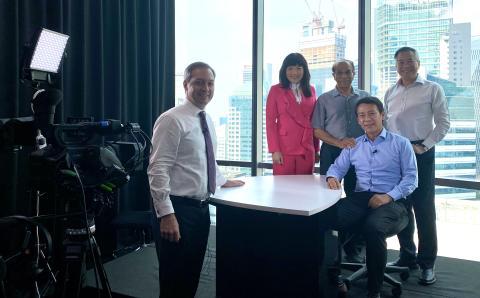 PREVIEW for IRPAS   TV presenter essentials for live webcast AGMs