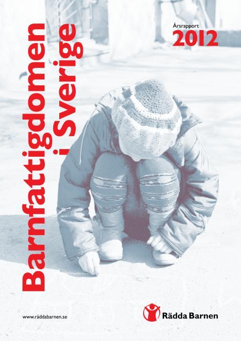 Barnfattigdomen i Sverige 2012