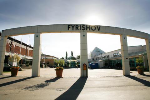Fyrishov entré