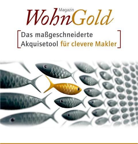 WohnGold auf der Deutschen Immobilienmesse in Dortmund