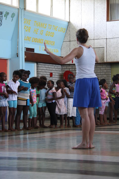 Volunteer blog: It's great to be back! By Ninna from Dancers Without Borders