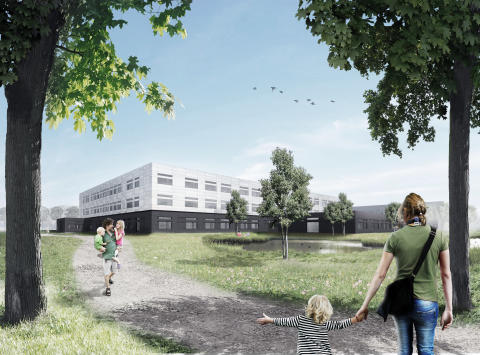 Slagelse Sygehus - Udvidelse
