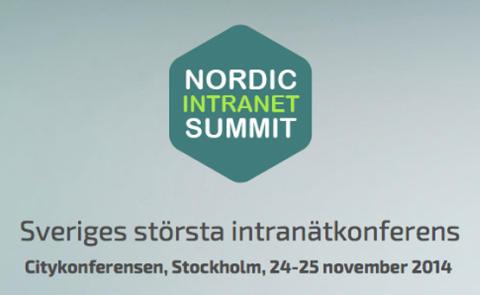 Nordic Intranet Summit