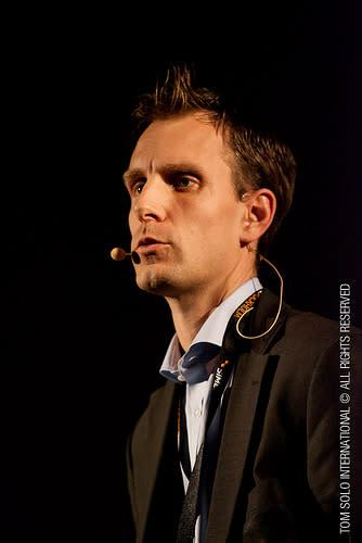 SIME Stockholm 2010 - Fredrik Sellgren, vd för Keynote Media Group