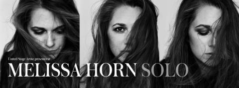 Melissa Horn på soloturné i höst