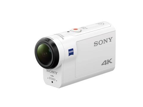 FDR-X3000R: der neue BOSS unter den  Action Cams